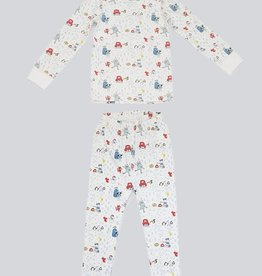 Dodo Banana Pyjama Amis d'hiver