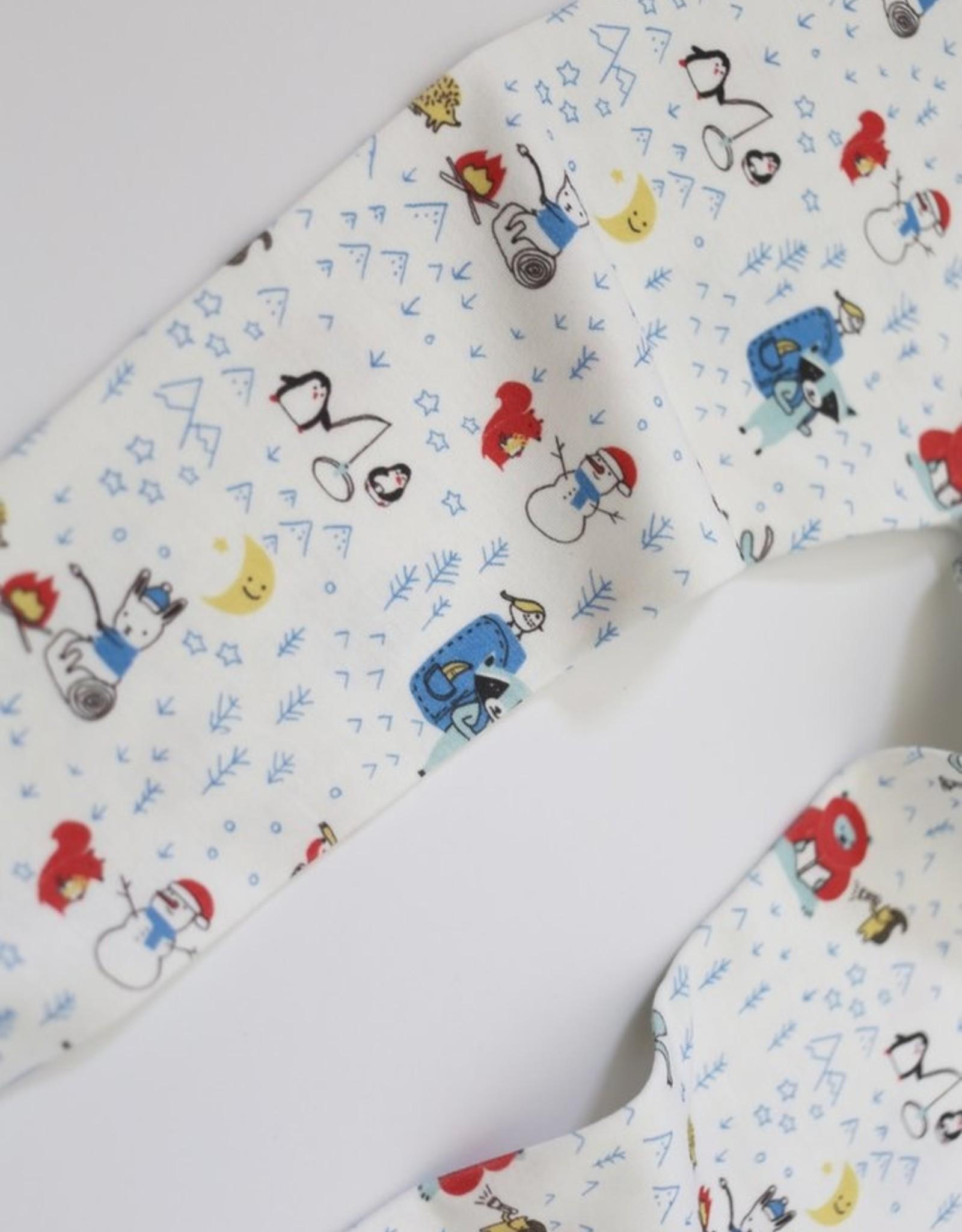 Dodo Banana Winter Friends Pajama