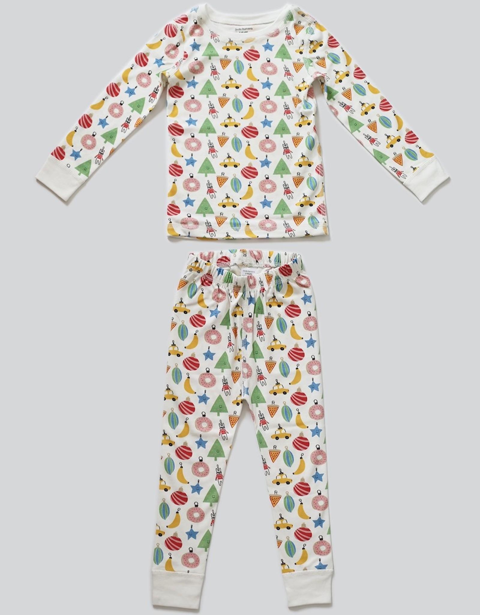 Dodo Banana Ornaments Pajama