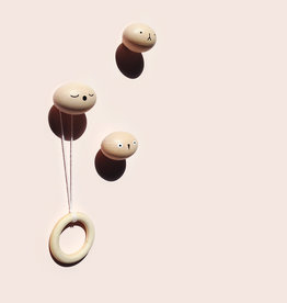 Rock and Pebble TOTO Wall Hooks