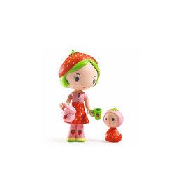Djeco Berry et Lila figurines Tinyly