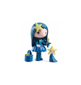 Djeco Luz and Light Tinyly figurines