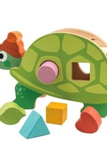 Tender leaf toys Tortoise Shape Sorter