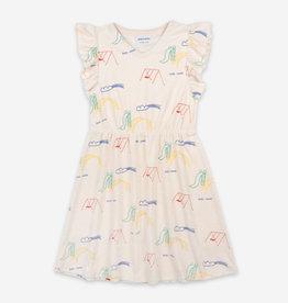 Bobo Choses Playground Ruffle Dress