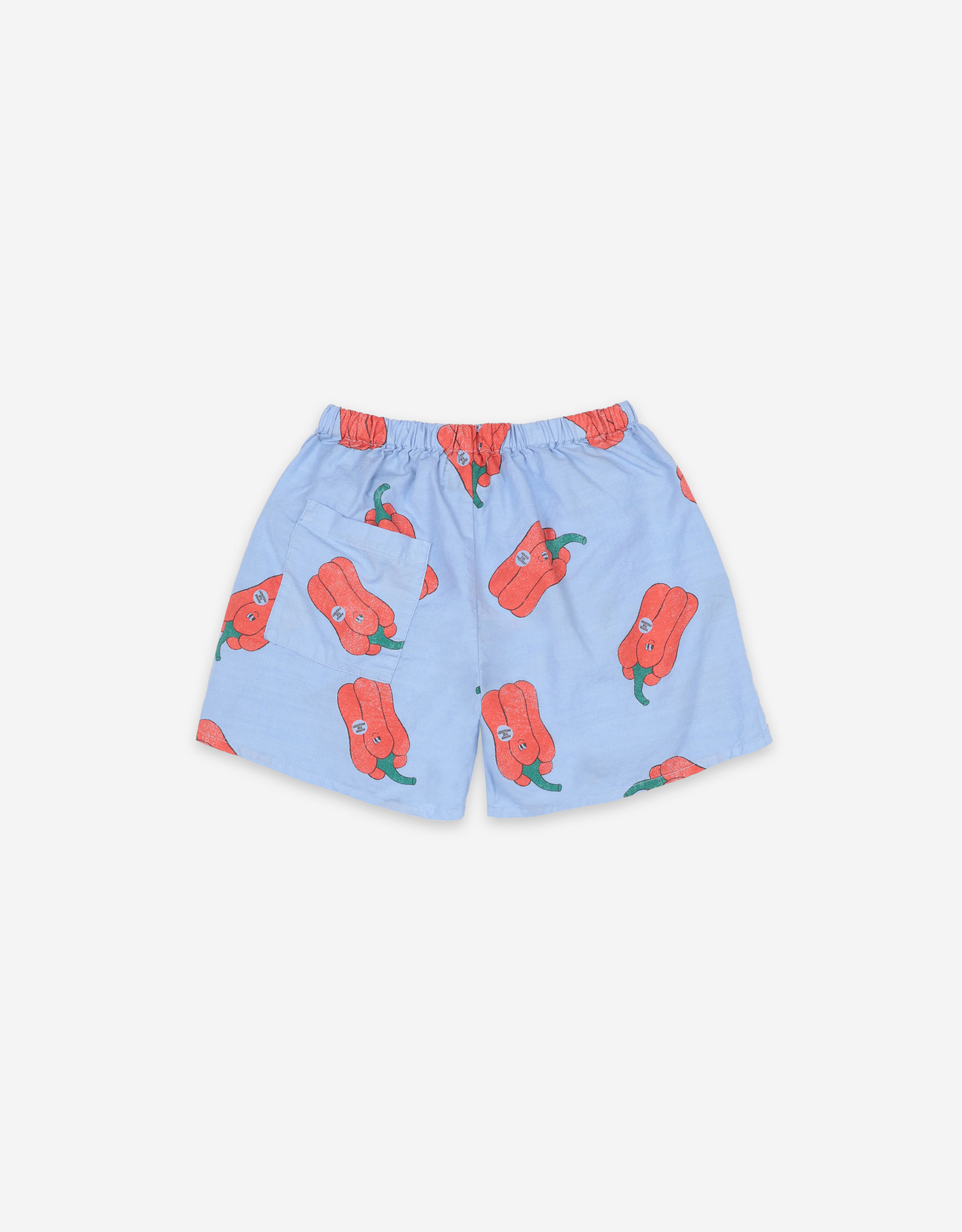 Vote For Pepper Woven Shorts