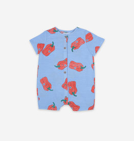 Bobo Choses Vote For Pepper Woven Playsuit
