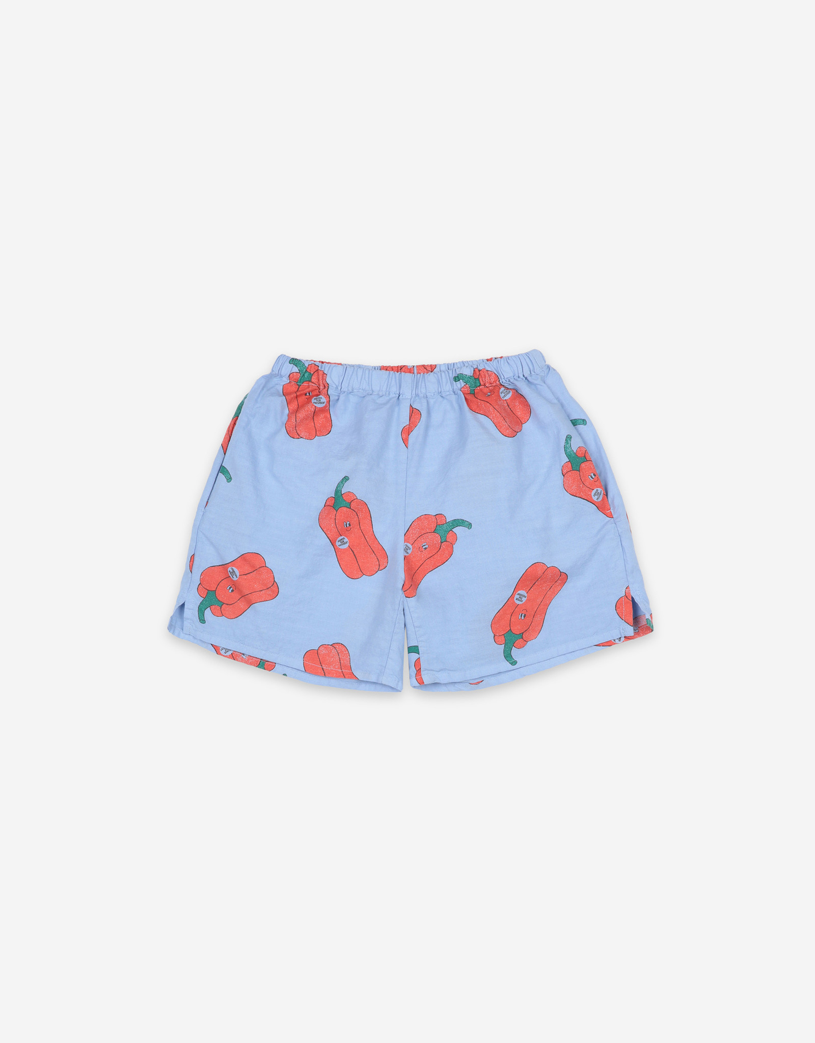 Bobo Choses Vote For Pepper Woven Shorts