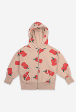 Bobo Choses Vote For Pepper Zipped Hoodie