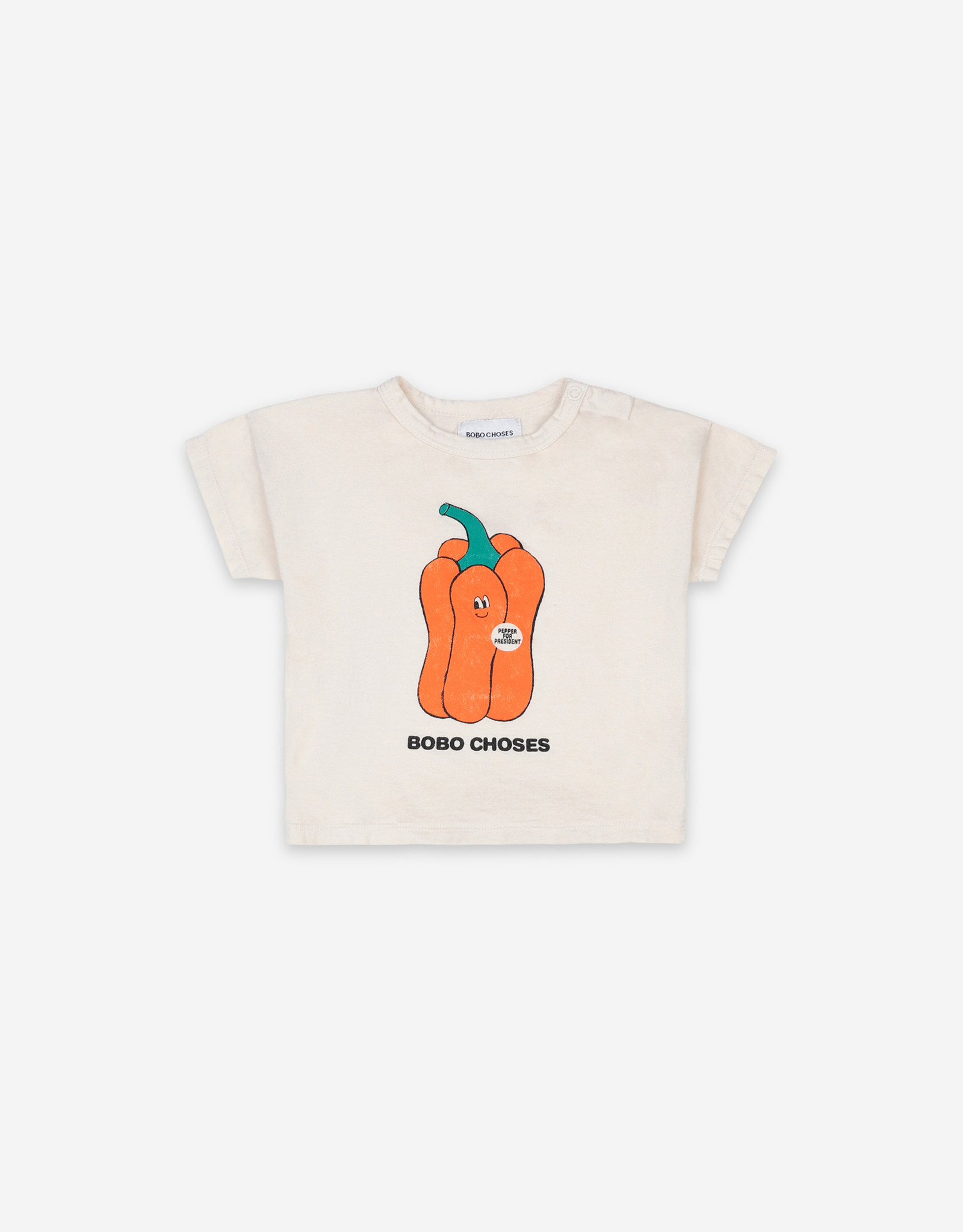 Vote For Pepper Baby T-shirt