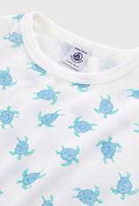 Petit Bateau Tortoise Pattern Short Pyjamas