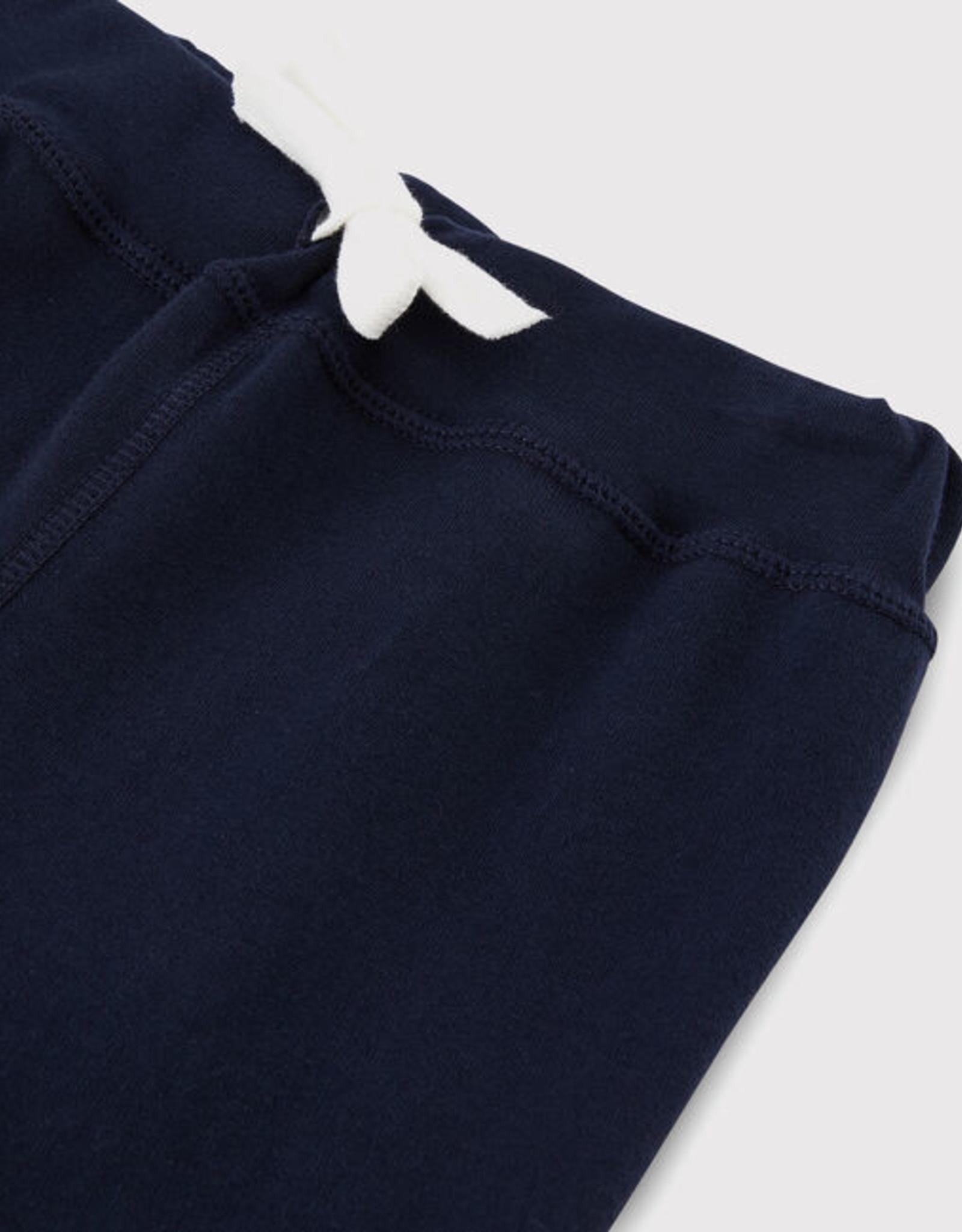 Petit Bateau Jersey Bermuda Shorts