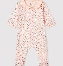 Petit Bateau Pyjama Petites Fleurs