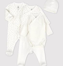 Petit Bateau Newborn Baby Kit