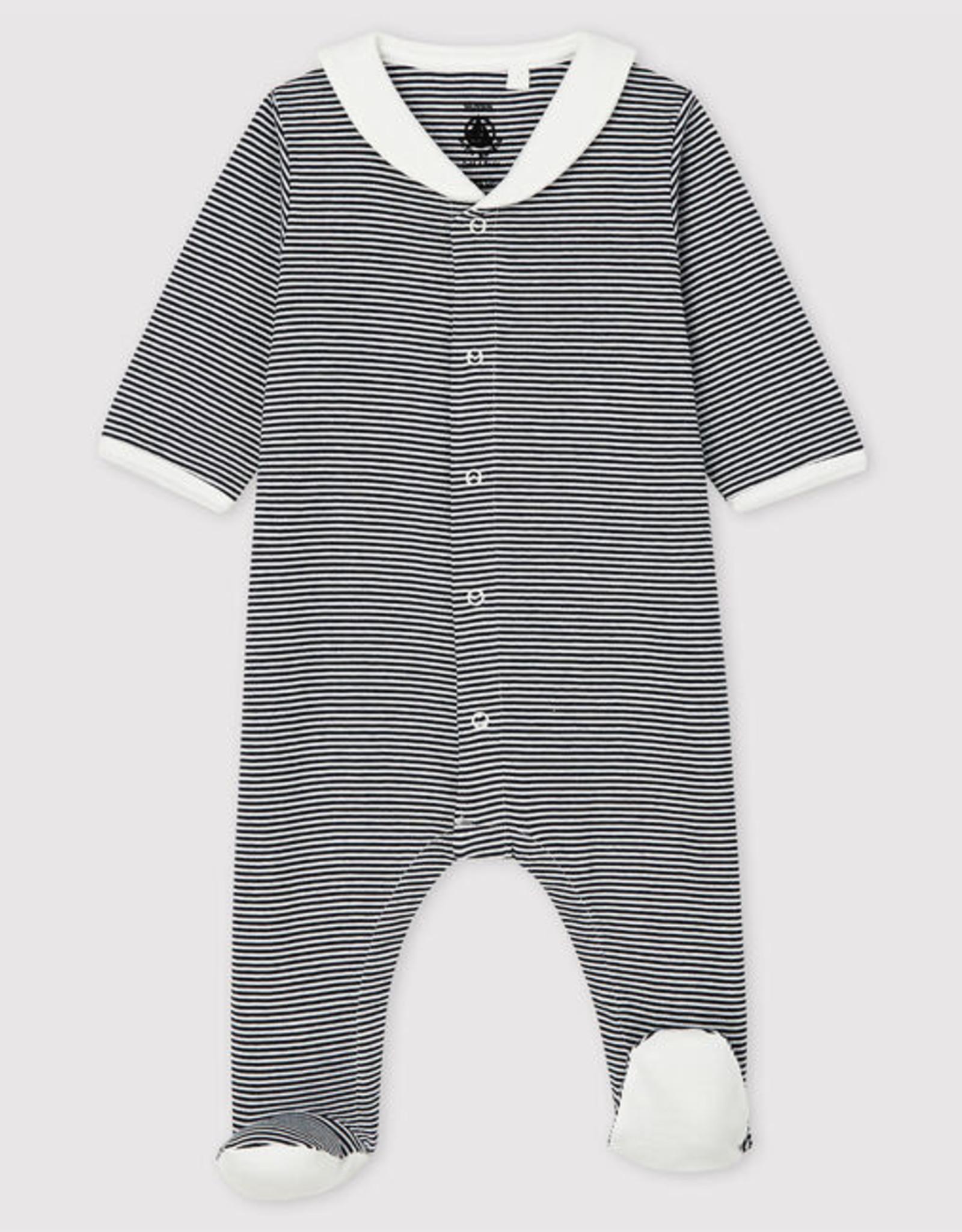 Petit Bateau Pyjama à rayures