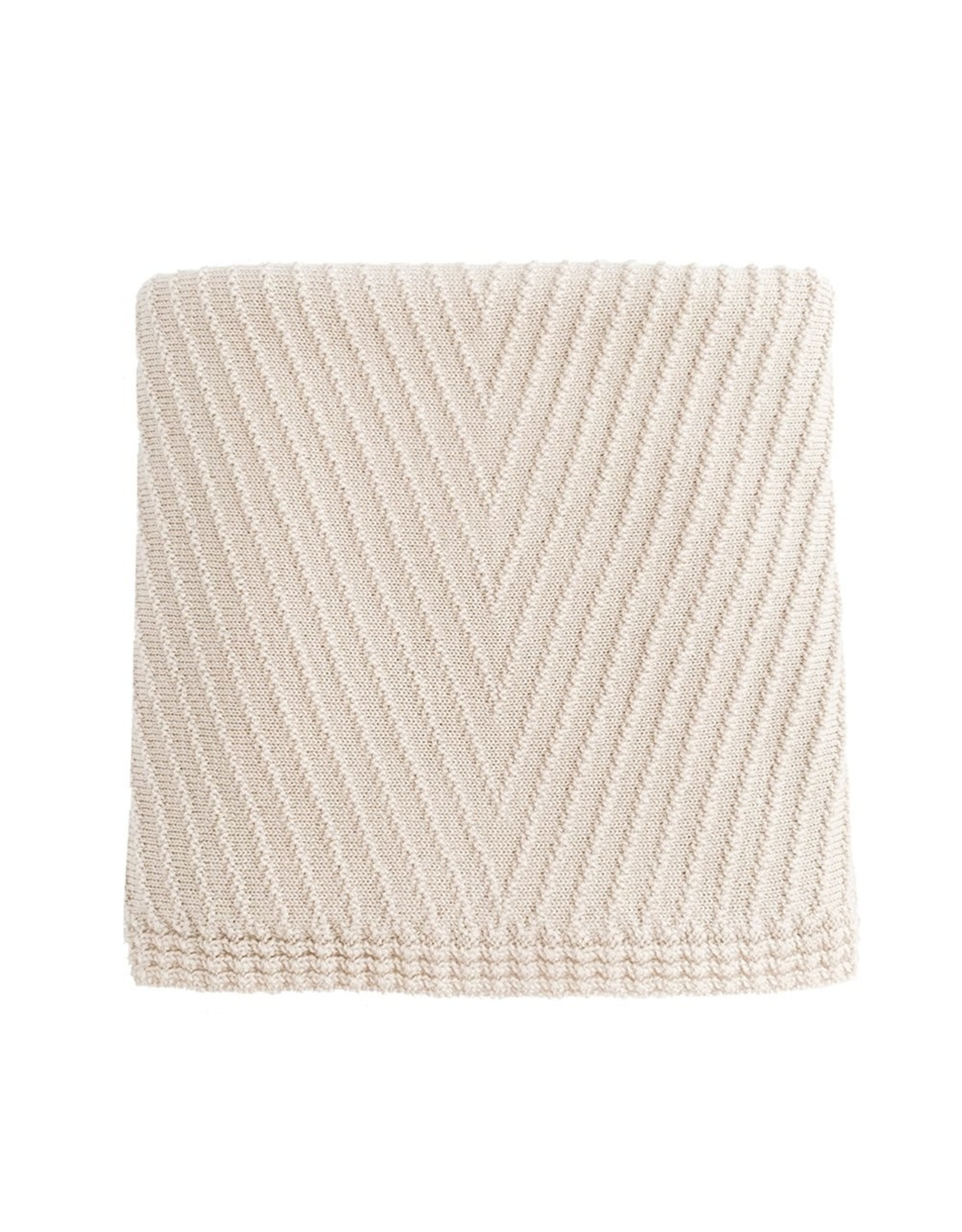 Hvid Akira Blanket