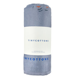 Tinycottons Doggy Paddle Towel