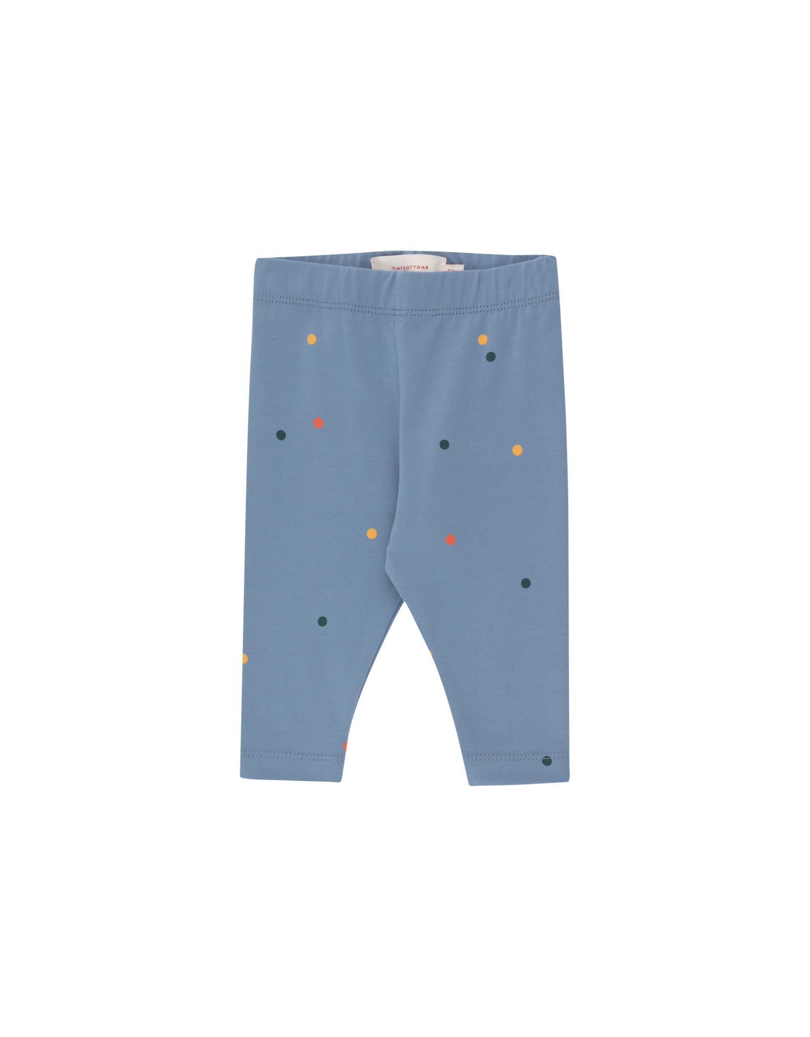 Tinycottons Pantalon pour bébé Crème glacée à pois