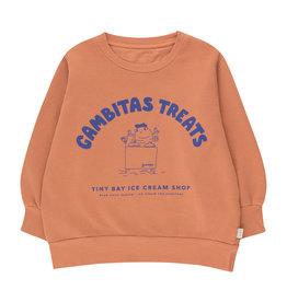 Tinycottons Gambitas Treats Sweatshirt
