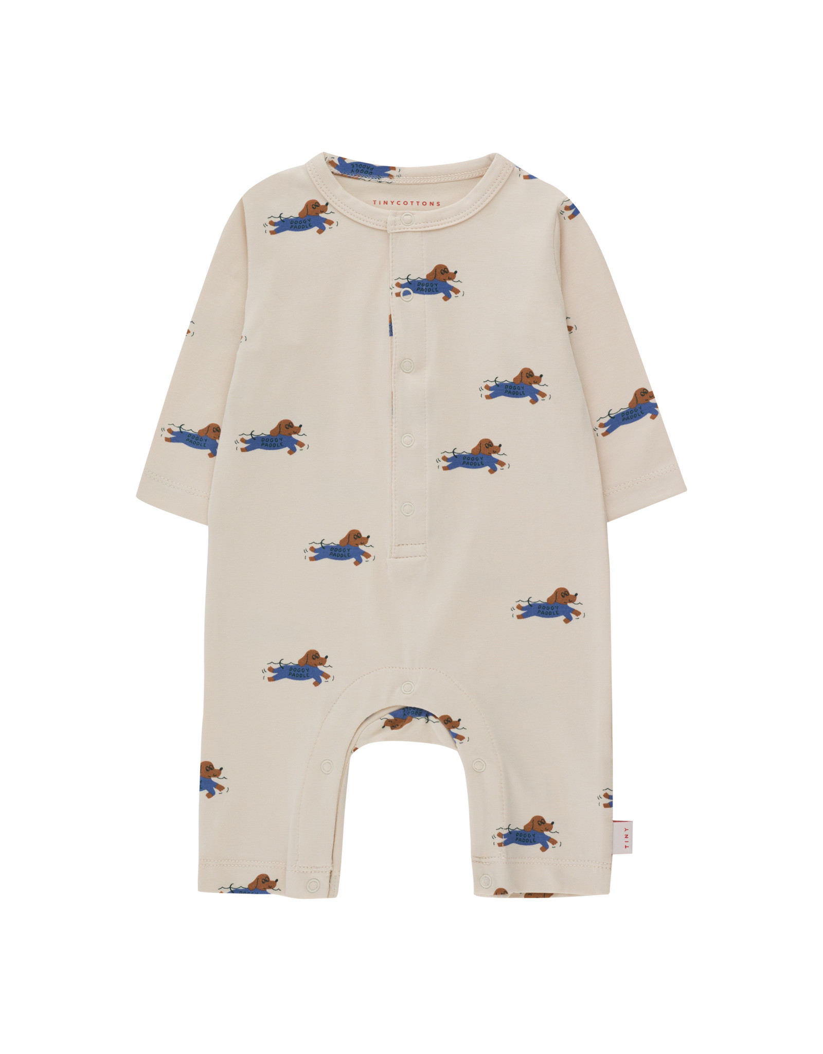 Tinycottons Doggy Paddle One-piece