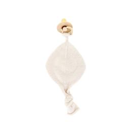 Hvid Attache-suce Titi