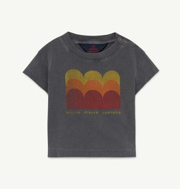 The Animal Observatory Rooster Baby T-shirt