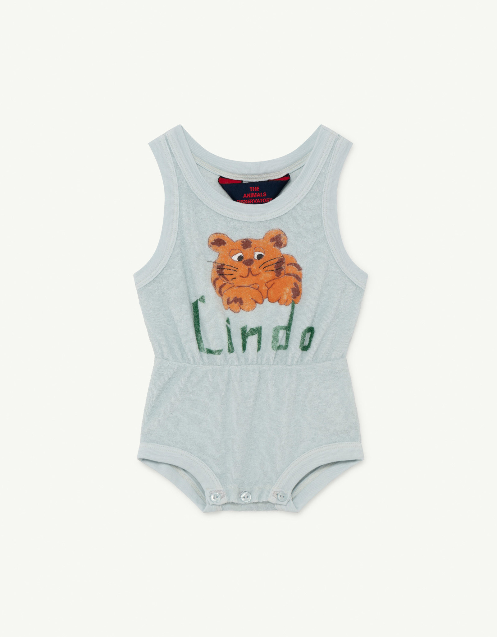 The Animal Observatory Combinaison Squirrel pour bébé