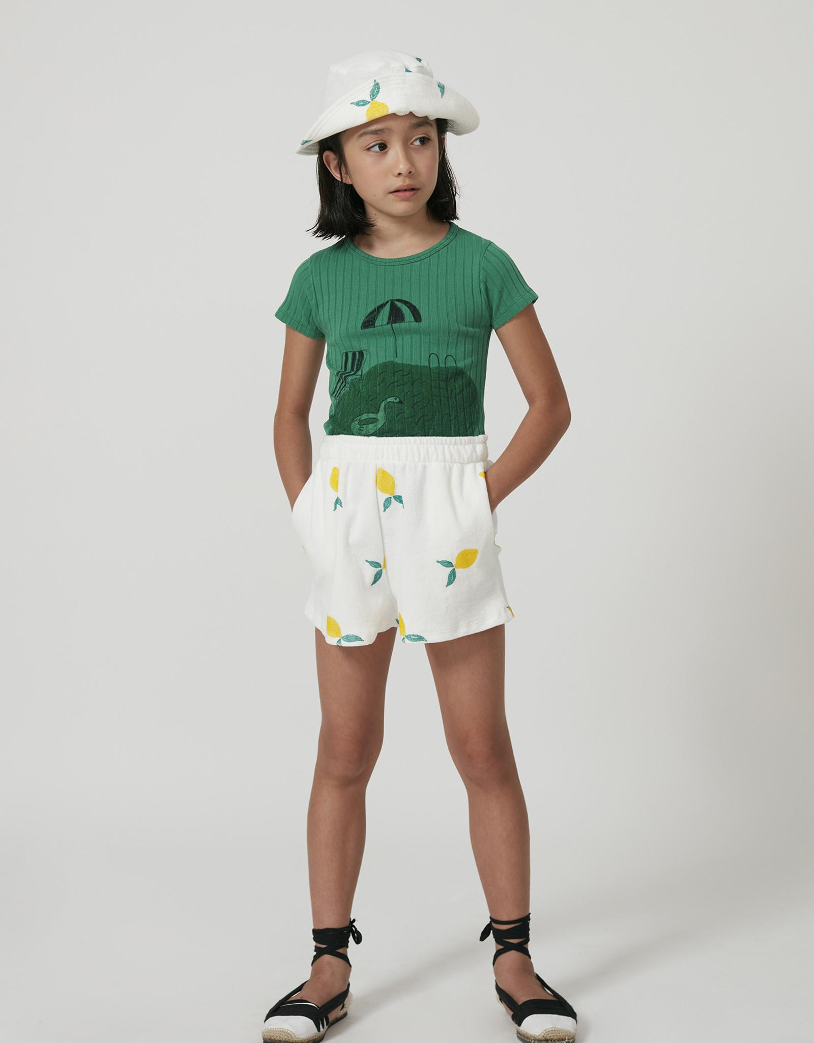 Weekend House Kids Lemon Shorts