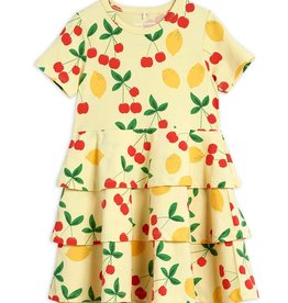Mini Rodini Robe Cherry Lemonade