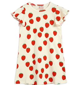 Mini Rodini Strawberry wing dress