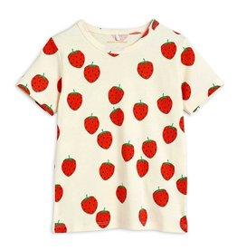 Mini Rodini T-shirt Strawberry