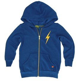 Aviator nation Kid's Bolt Zip Hoodie