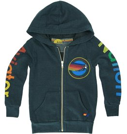 Aviator nation Kid's Aviator Nation Aspen Zip Hoodie