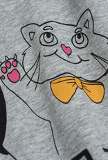 Mini Rodini Cat And Panda T-shirt