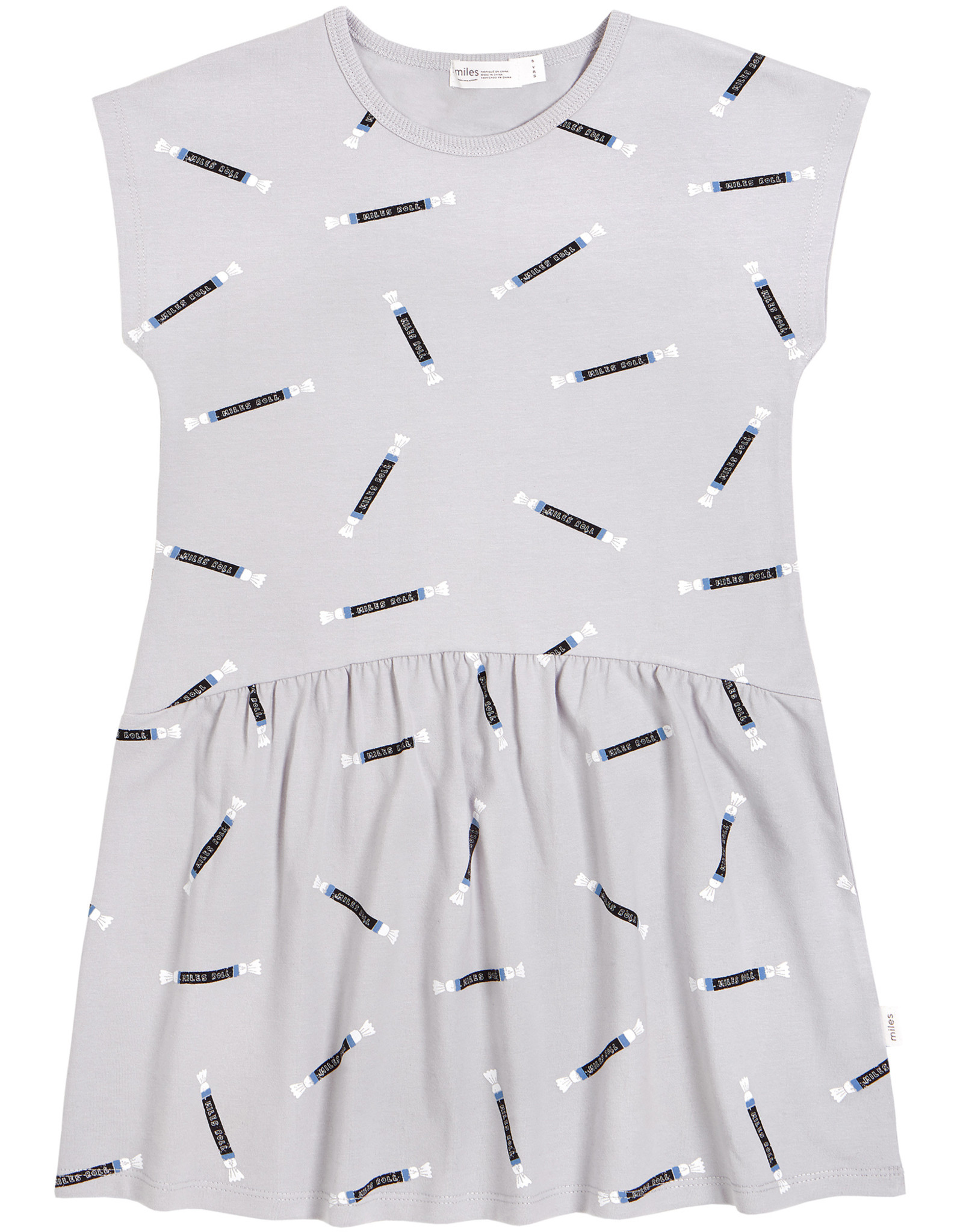 Miles Roll Dress