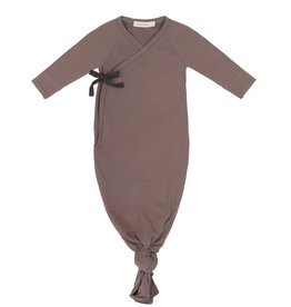 Phil & Phae Knotted Baby Gown