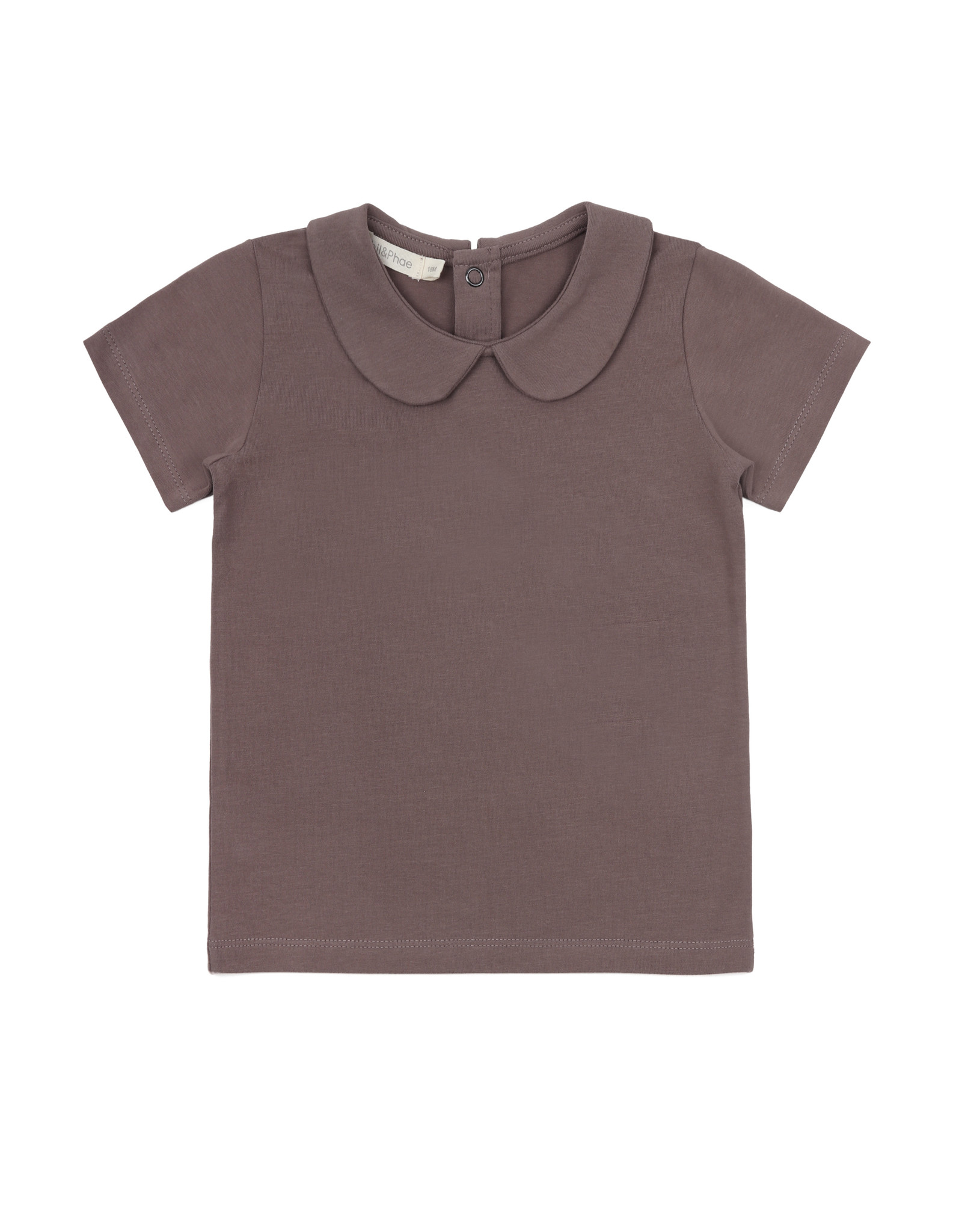 Phil & Phae T-shirt à col