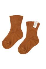 Phil & Phae Ribbed Baby socks