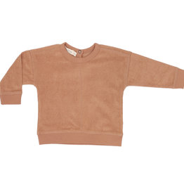 Phil & Phae Frotté Baby Sweater