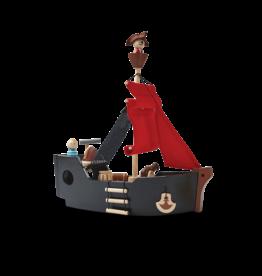 Plan Toys Bateau de pirate
