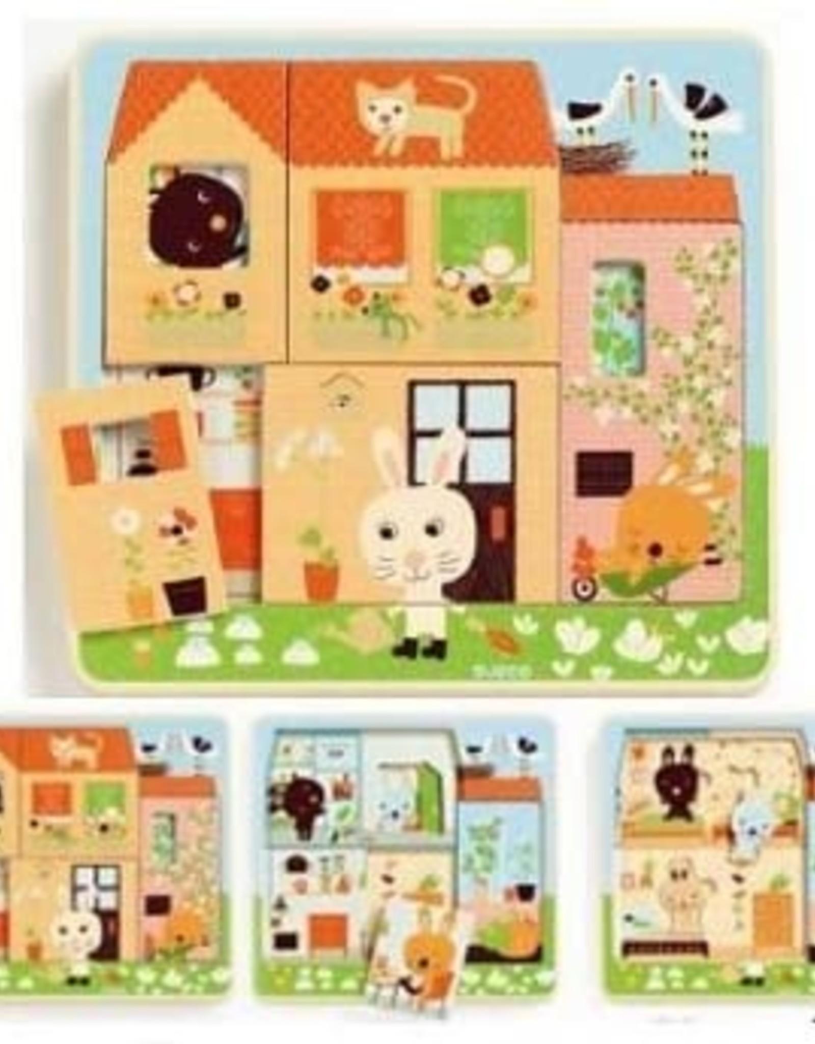 Chez-Carot Puzzle