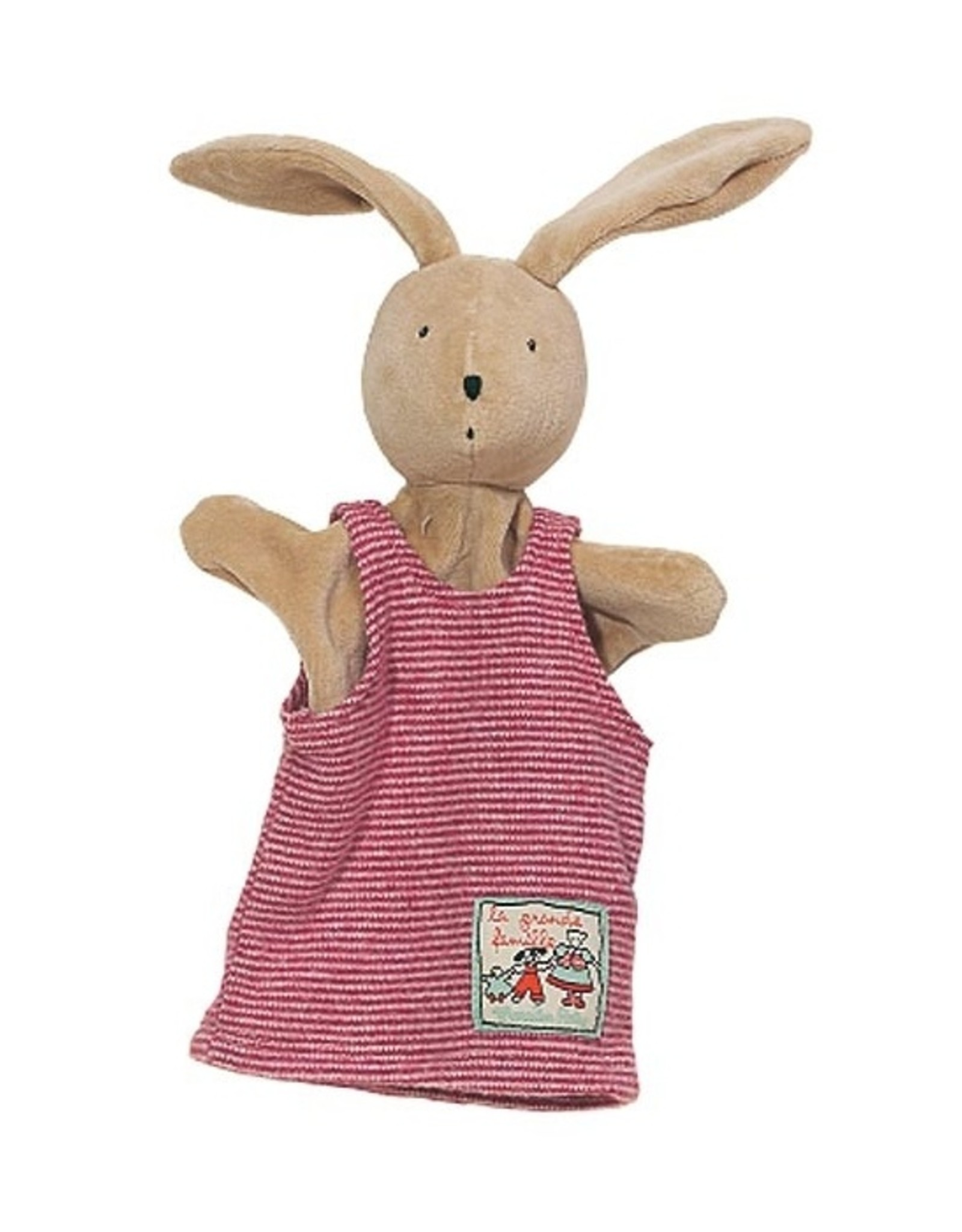 Moulin Roty Sylvain, the rabbit puppet