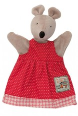 Moulin Roty Nini, the mouse puppet