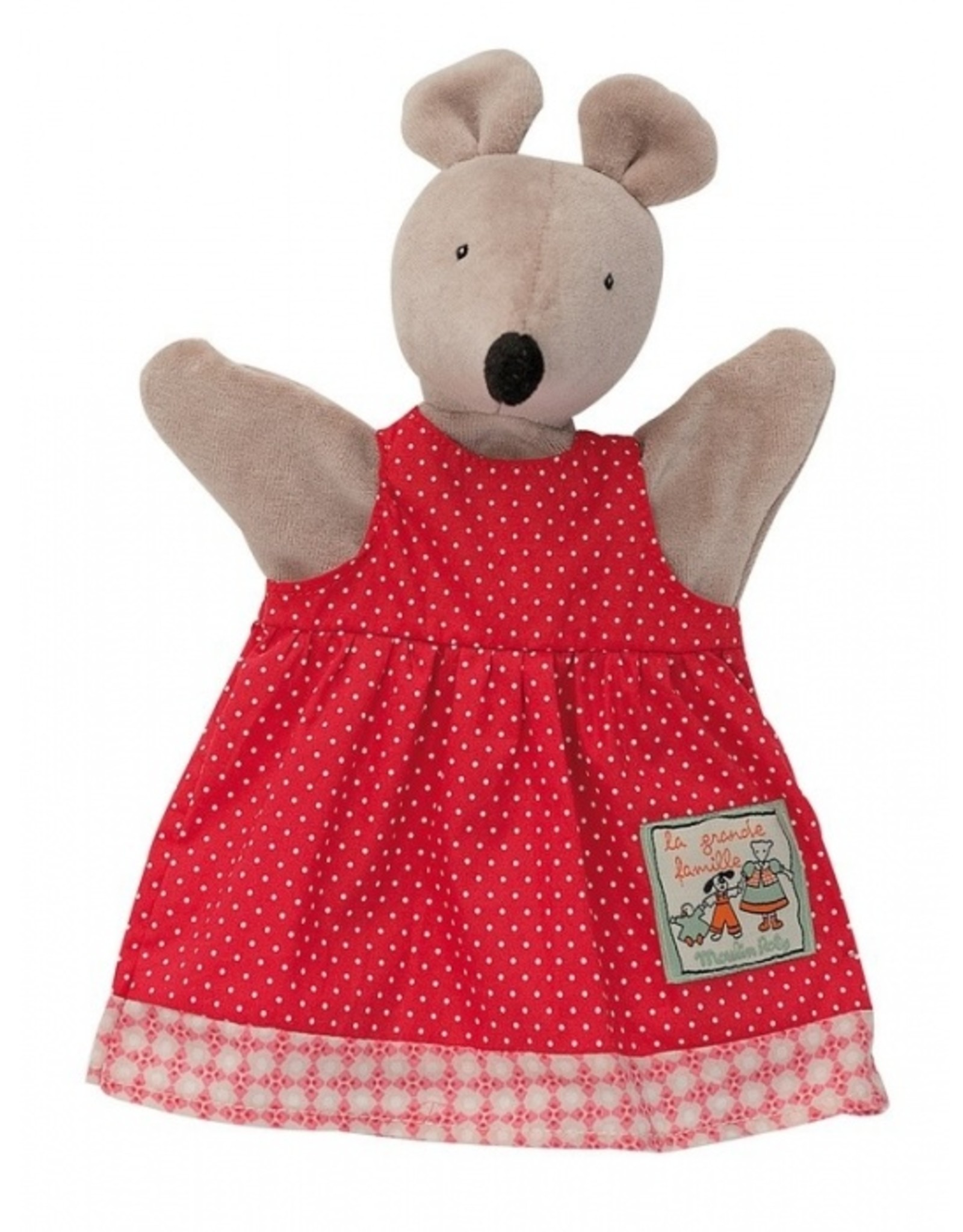 Moulin Roty Marionnette Nini, la souris
