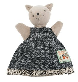 Moulin Roty Marionnette Agathe, le chat
