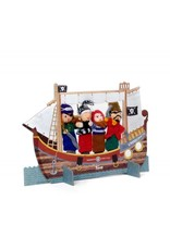 Londji Pirates Puppets