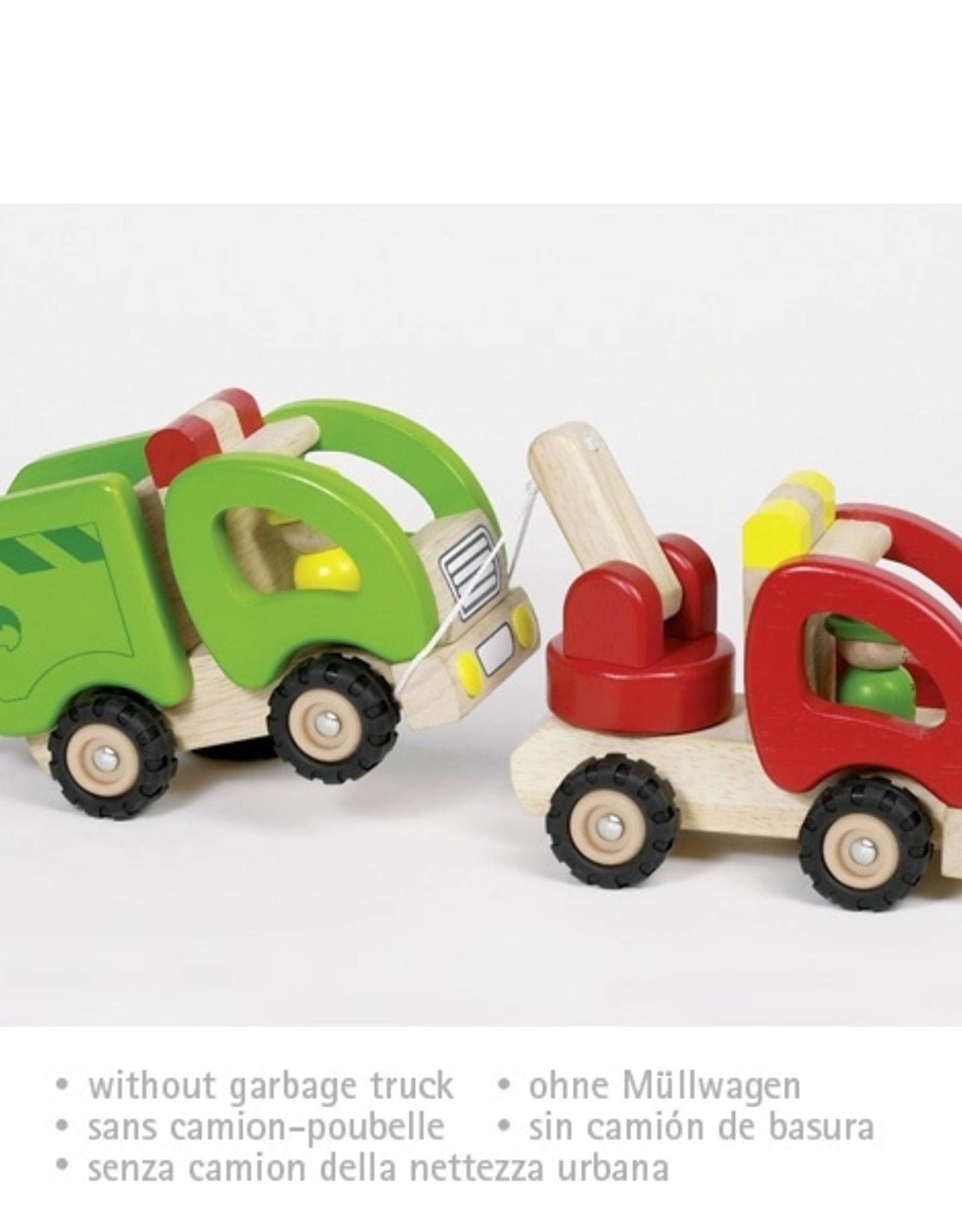 Goki Breakdown lorry