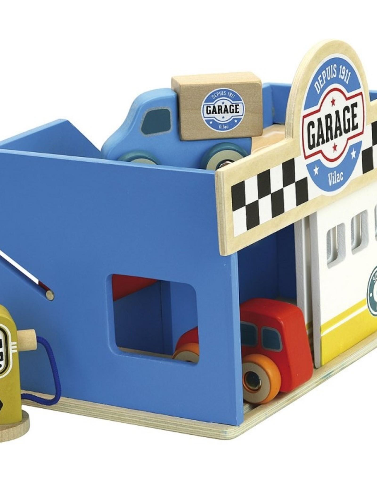 Vilac Le petit garage
