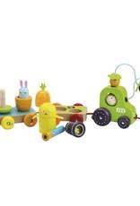 Vilac Tracteur Multi-activités Jour de récolte