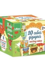 Vilac 10 Cubes Gigognes