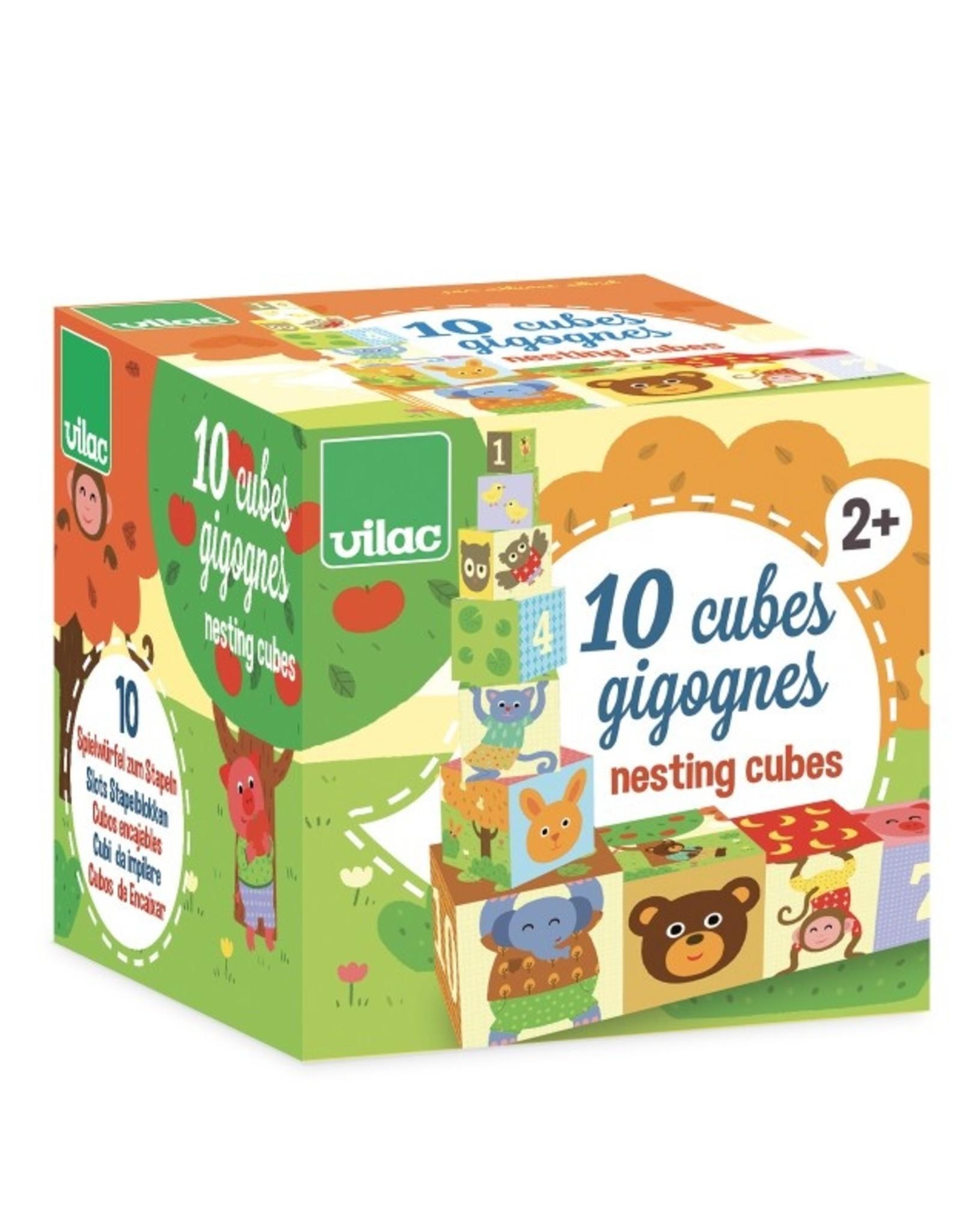 Vilac Nesting Cubes